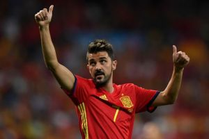 David Villa To Retire From Football At Age 37