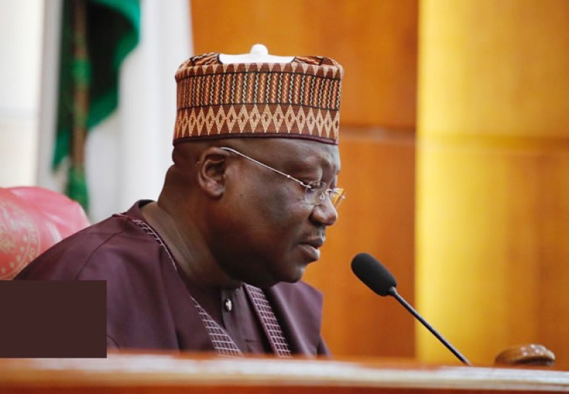 Nigerians acted within their rights by protesting SARS brutality, killings — Lawan