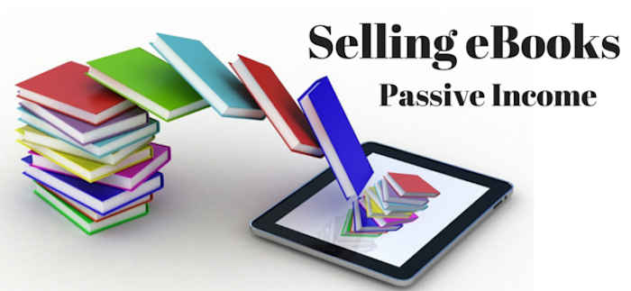 Selling Of E-Books Online