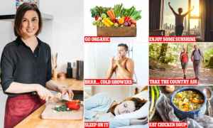 Healthy Lifestyle To Boost The Immune System