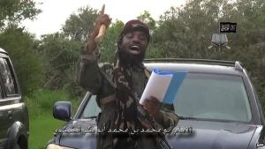 Boko Haram Leader's Body Language Shows He Wants To Surrender - Military