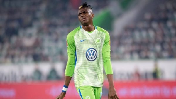 Wolfsburg experience the lowest point of my career - Osimhen