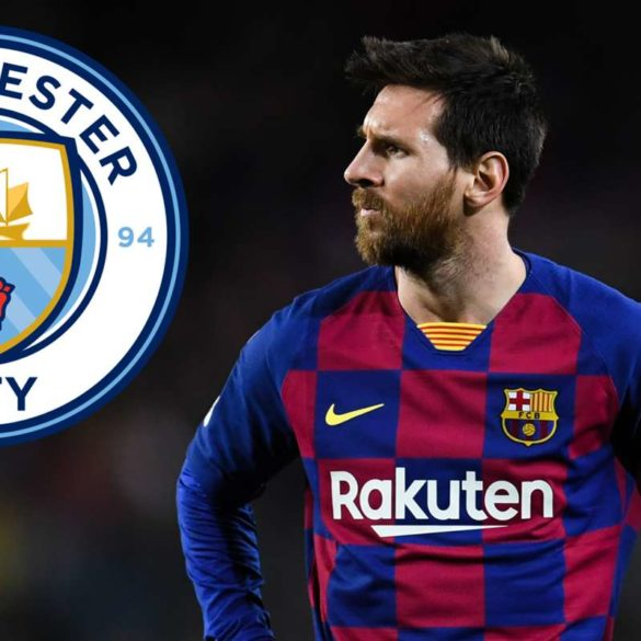 Manchester City slash Lionel Messi contract offer by £170m to £430m