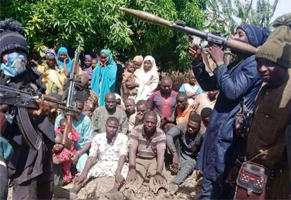 Image result for 53 Abducted Passengers In Niger State Regain Freedom