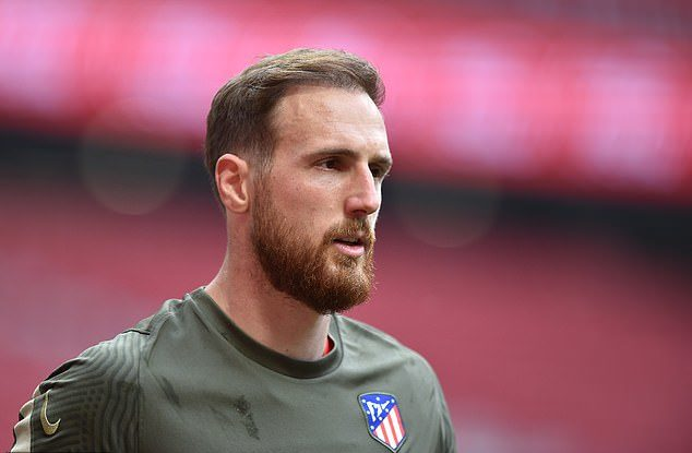 Manchester United could use David De Gea in a bid to sign Jan Oblak