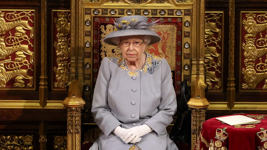 The Queen makes first public appearance since Duke's death