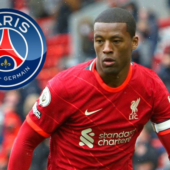 Gini Wijnaldum is set to join PSG after turning down Barcelona
