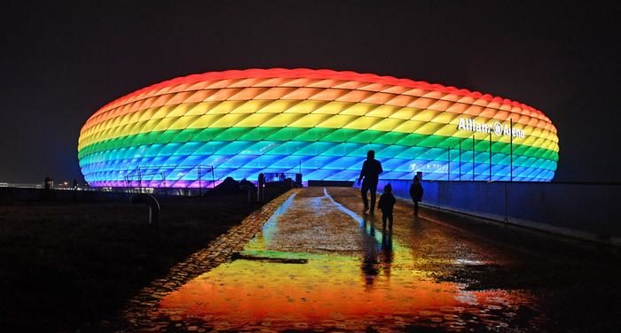 UEFA rejects plan for Pride flag on stadium for Germany vs Hungary match