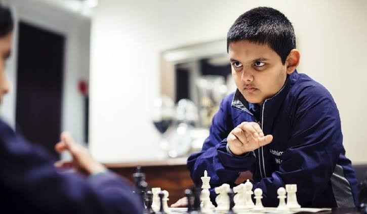Abhimanyu Mishra becomes the youngest grandmaster in chess history