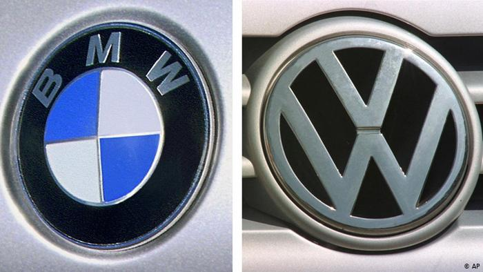 Volkswagen and BMW fined $1 bln by EU