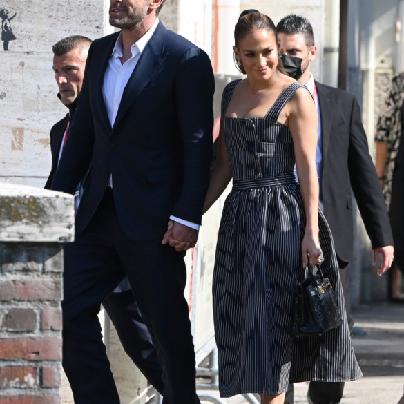 Jennifer Lopez continues to support Ben Affleck at Venice Film Festival