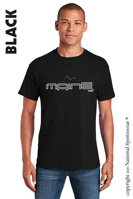 Maine T-Shirts 001