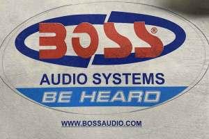 boss audio t-shirt