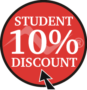 university t-shirts student discounts
