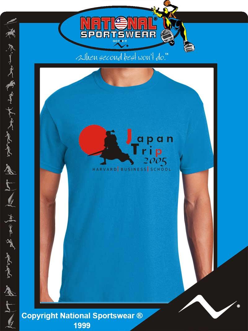 Harvard t-shirt printing company