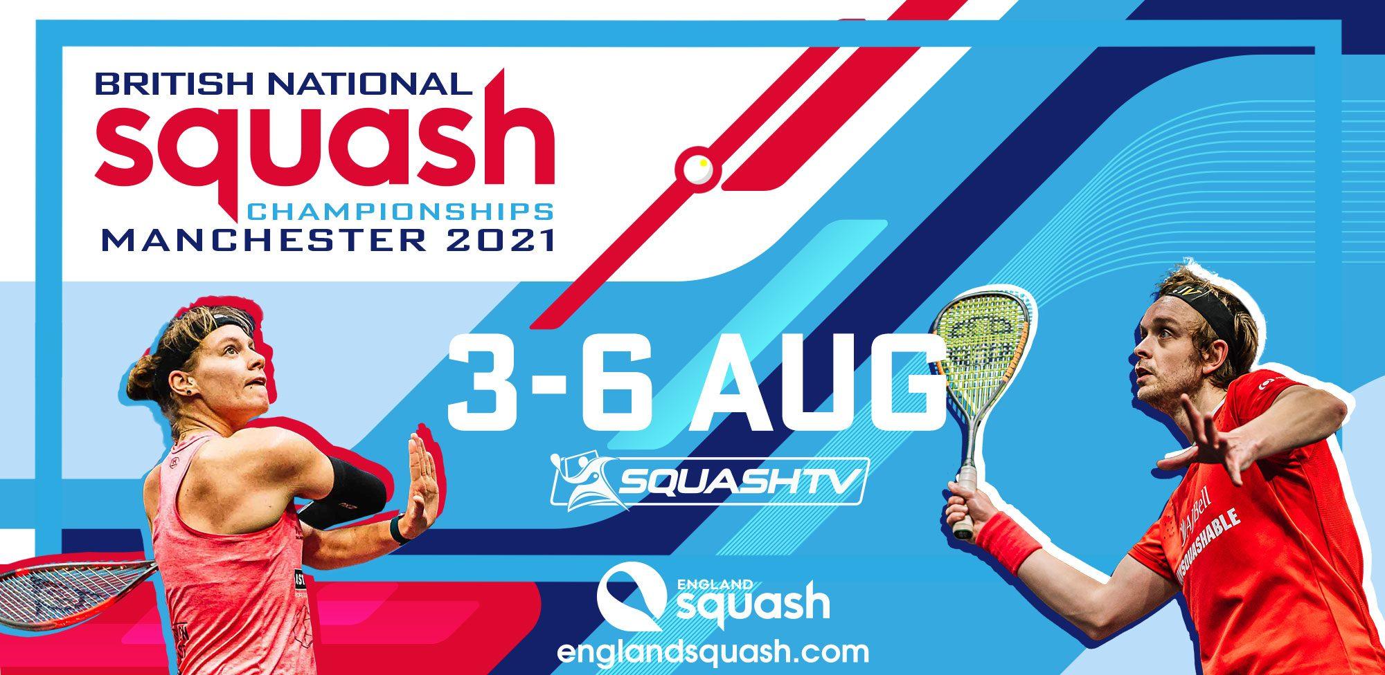 British National Squash Championships