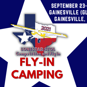 Lonestar FLY-IN Tent or Underwing Camping