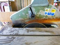 Seven Valley Woodworks table saw