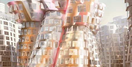 Gehry Flower Building web