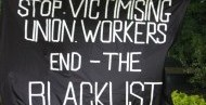 blacklisted union workers