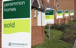 Persimmon give massive payout to shareholders