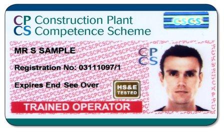 CPCS card