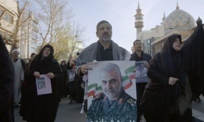 Iranians Mourning Soleimani Want Retaliation Against the US