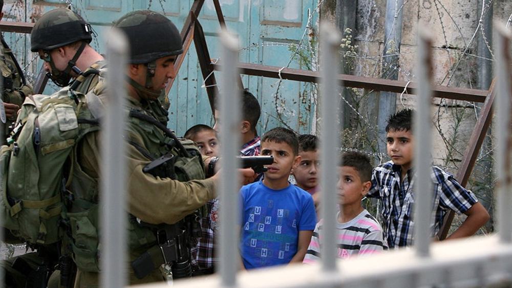 Transfer of Palestinian minors from prisons a 'violation of law'
