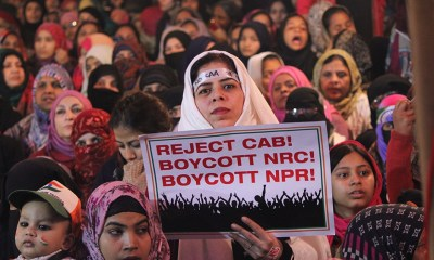 Shaheen Bagh protesters vow to fight, seek rollback of CAA law