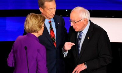War, Women, and That Handshake Left Hanging: 5 Things We Learned During the Democratic Debate