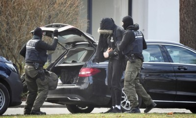 New German Terror Cell 'The Hard Core' Planned to Attack Mosques to Start a Civil War