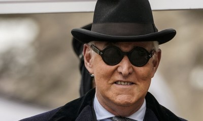 Trump ally Roger Stone to be sentenced in case that's roiled DOJ