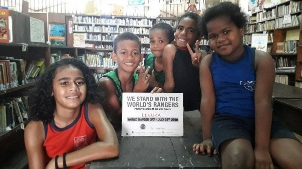 National Trust of Fiji Celebrates World Ranger Day