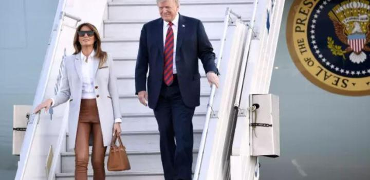 Trump, Putin Arrive In Helsinki Ahead Of Historic Summit