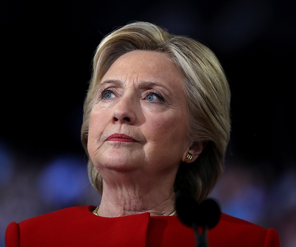Hillary Clinton Covertly Plans To Run Again in 2020