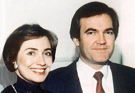 Brett Kavanaugh was Deep State's Point Man for Vince Foster Murder Cover-up