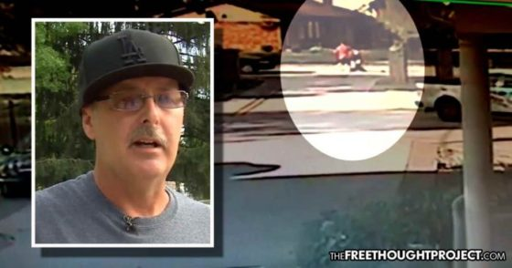 WATCH: Road Raging Cop Beats Innocent Cancer Patient for Telling Him to Slow Down