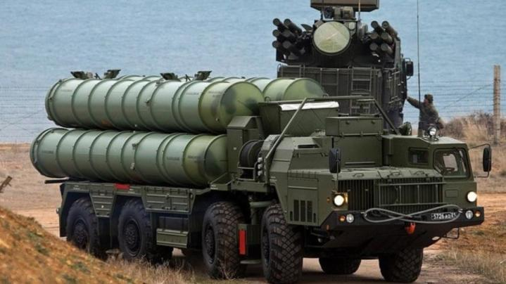 China Days Away From Test-Firing Russian S-400 Missile Defense System: Tass