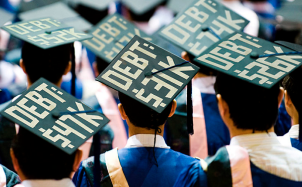 The Student Debt Crisis Is Hitting These Ten States The Hardest
