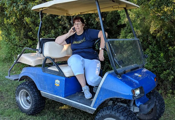 """White Lady Dubbed """"Golf Cart Gail"""" Calls Police On Black Man Who Was Cheering His Son On At Soccer Game"""