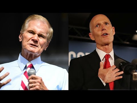 THIRD RICK SCOTT RECOUNT WILL LEAD TO FINAL BILL NELSON DEFEAT IN FLORIDA SENATE