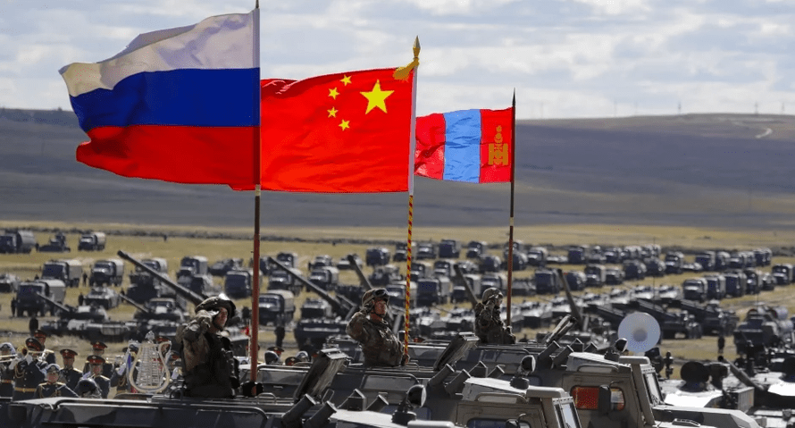 """Beijing Mocks """"Insecure"""" United States Over Russia, China Fears"""