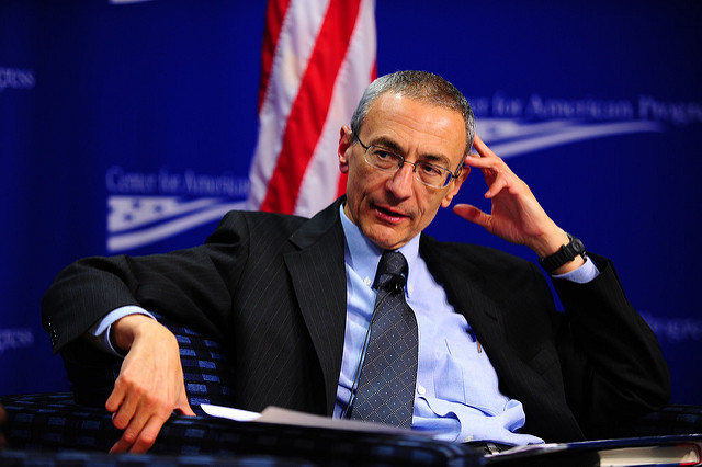 Podesta on Stone: Maybe when the cell door clanks he'll feel a little bit more remorse