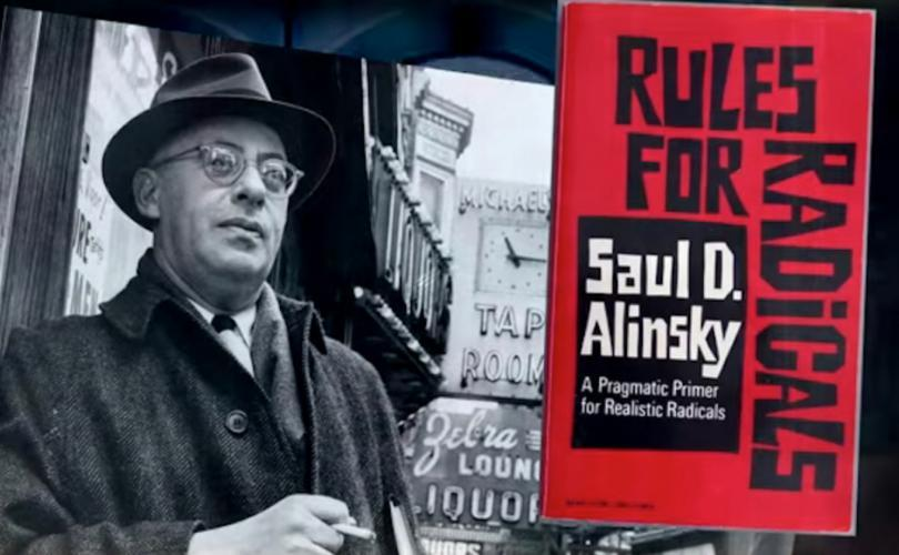 Saul Alinsky's 13 Rules For 'Have-Nots' To Gain Power
