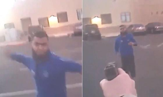 Body Cam Video They Don't Want You To See: Arizona Cop Takes Down Knife-Wielding Jihadist