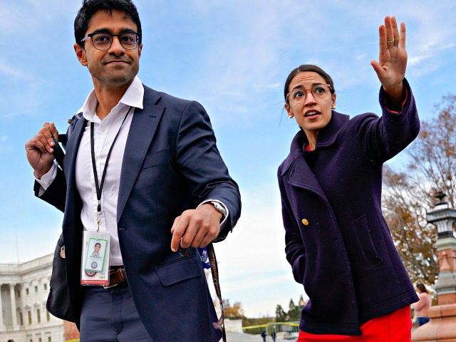 Bombshell exposé reveals how Ocasio's handler may have broken numerous campaign finance laws