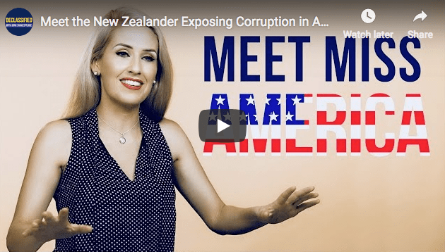 WATCH: Meet the New Zealander Exposing Corruption in American Politics