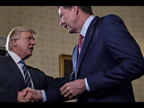 James Comey Asks Trump for Pardon in New York Times Piece Advocating Against Impeachment