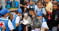 Maduro Caves, Allows Red Cross to Help Hospitals With Medical Supplies, Generators