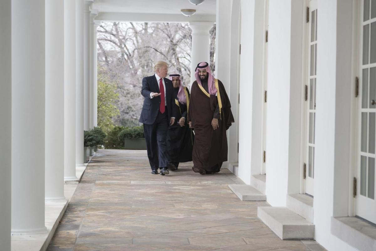 The US Should Get Ready For King Mohammed Bin Salman